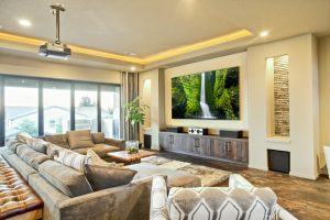 Planning a Media Room that Wows